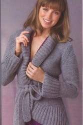 modèle gratuit tricot femme