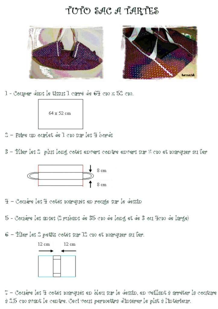 Patron de sac gratuit a imprimer - Patron de sac a main en cuir gratuit ...
