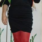 patron gratuit jupe drapee