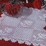 patron gratuit napperon couture