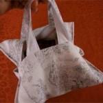patron gratuit sac tissu