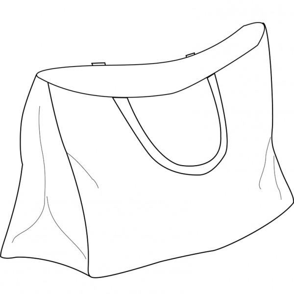 patron couture sac gratuit tissu