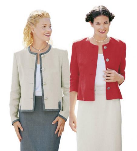 Modele veste courte pour femme