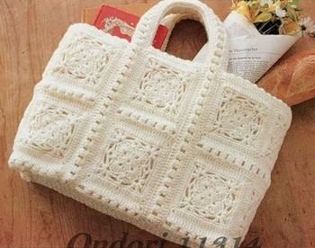 Image Modèle Gratuit Crochet Sac