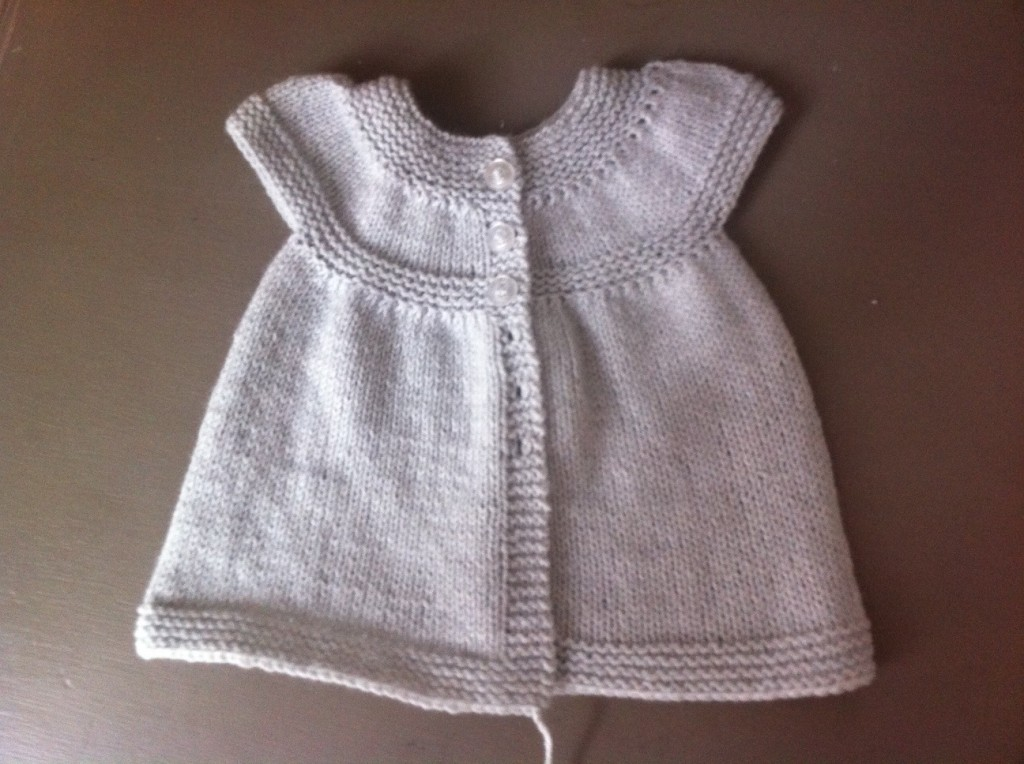 tricot gratuit robe