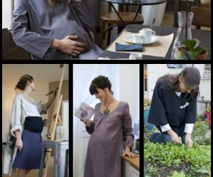 patron couture gratuit grossesse