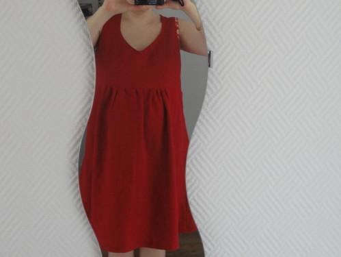 Patron robe chasuble femme gratuit