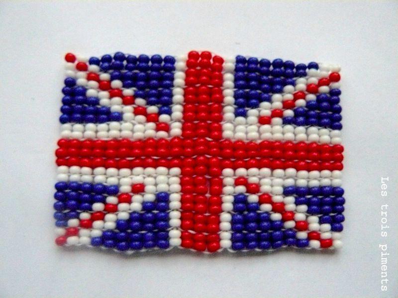 perle de rocaille modele