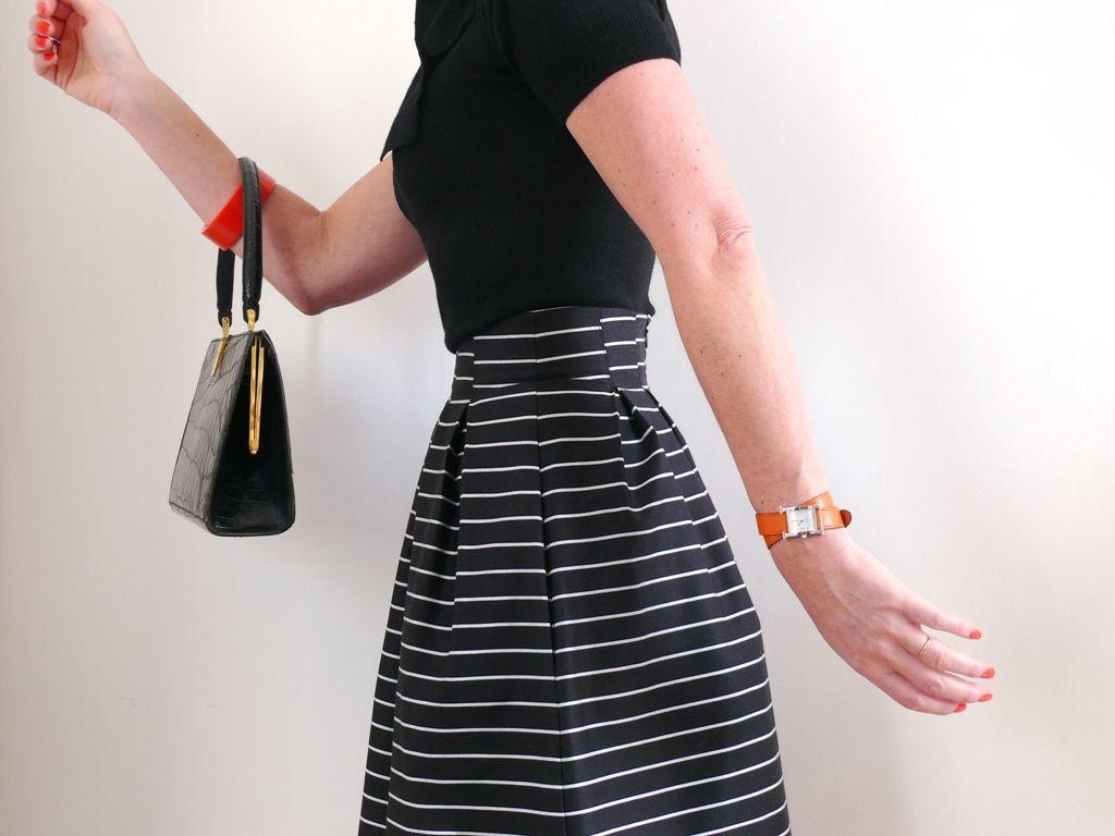 Patron gratuit jupe chardon - Patron couture jupe gratuit ...
