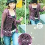patron gratuit pull crochet