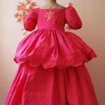 patron gratuit robe de princesse 6 ans