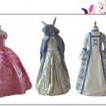 patron gratuit robe princesse adulte