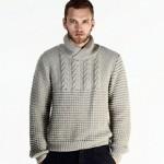 patron gratuit tricot pull homme