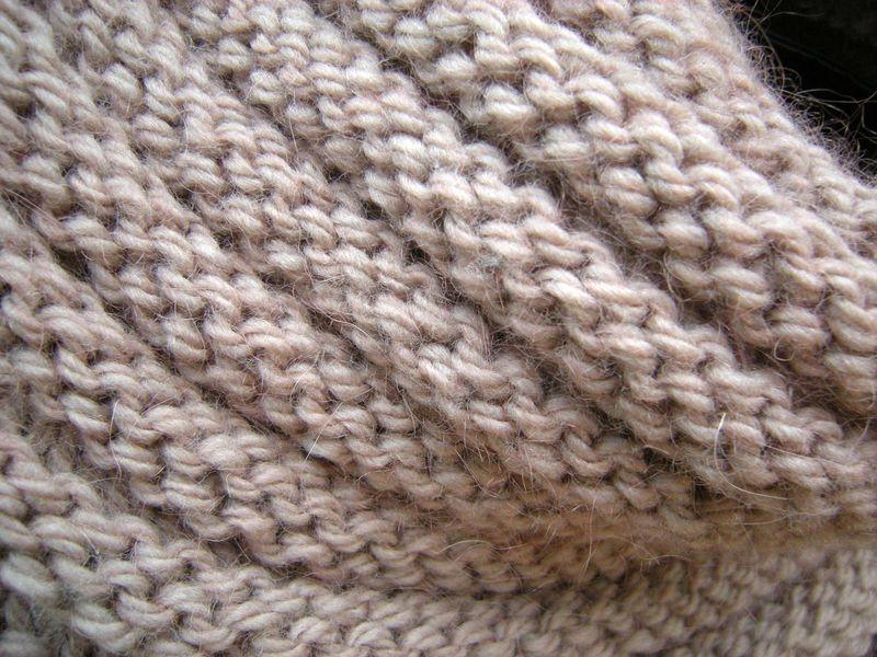 photo patron tricot gratuit foulard portefeuille