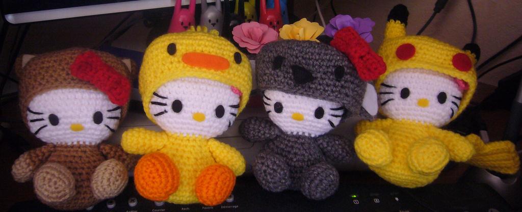 Amigurumi Au Crochet Modele Gratuit : modele gratuit amigurumi crochet