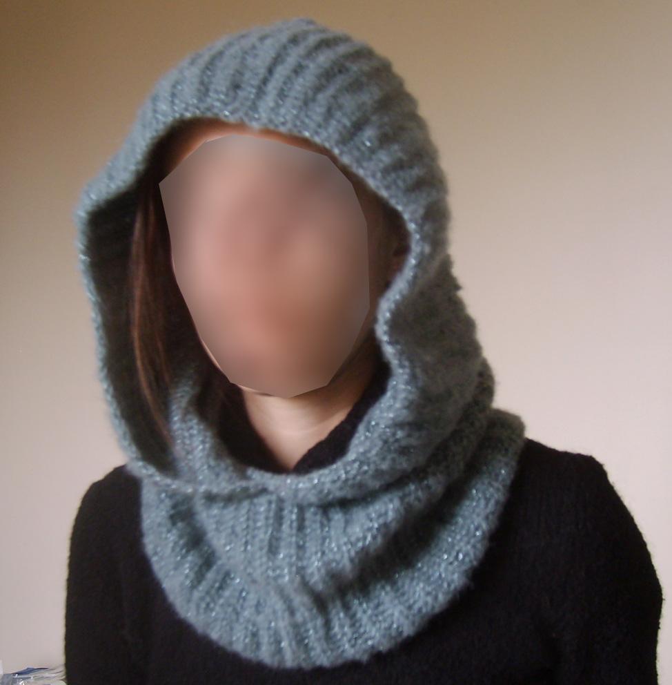 modèle gratuit tricot tour de cou