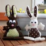 patron couture gratuit doudou lapin