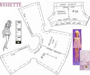 patron couture gratuit nuisette