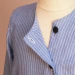 patron gratuit blouse ecole