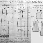 patron gratuit couture robe