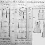 patron gratuit couture robe de soirée