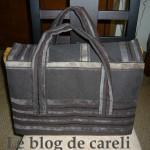 patron gratuit sac rangement