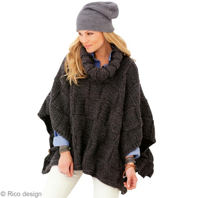 modele tricot gratuit poncho femme 9bd2ae0e30c