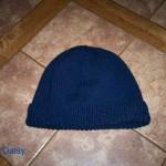 patron gratuit tricot tuque