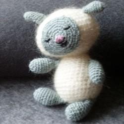 modèle gratuit jouet crochet