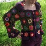 modèle gratuit tricot jacquard