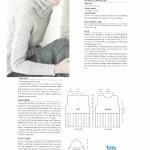 modèle gratuit tricot robe femme