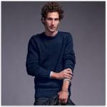 modèle gratuit tricot veste homme