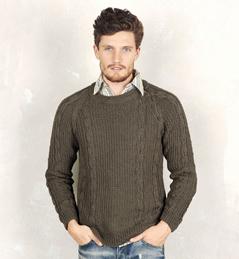 modele gratuit tricot homme