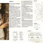 modèle gratuit tunique crochet