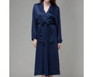 patron gratuit robe de chambre femme
