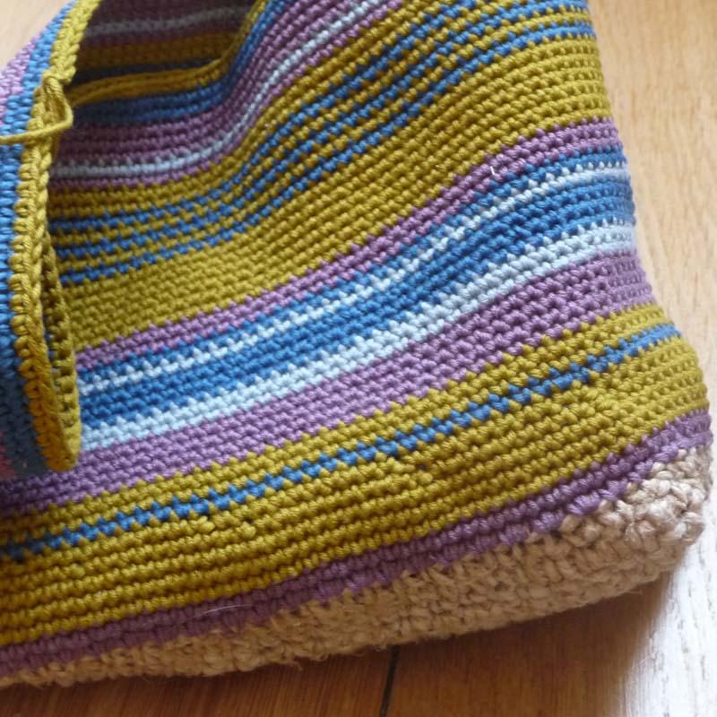 Modèle Patron Gratuit Sac Crochet