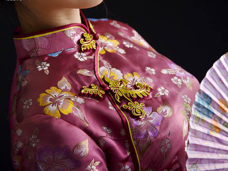 patron robe qipao gratuit