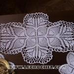 modèle gratuit crochet d'art
