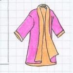 patron couture gratuit+veste kimono
