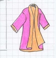 modele couture kimono. Black Bedroom Furniture Sets. Home Design Ideas