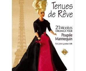 patron gratuit couture barbie