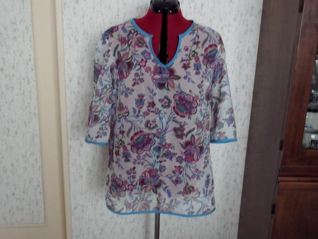 túnica de Patrón Patrón libre mujer de ALqj4c35R
