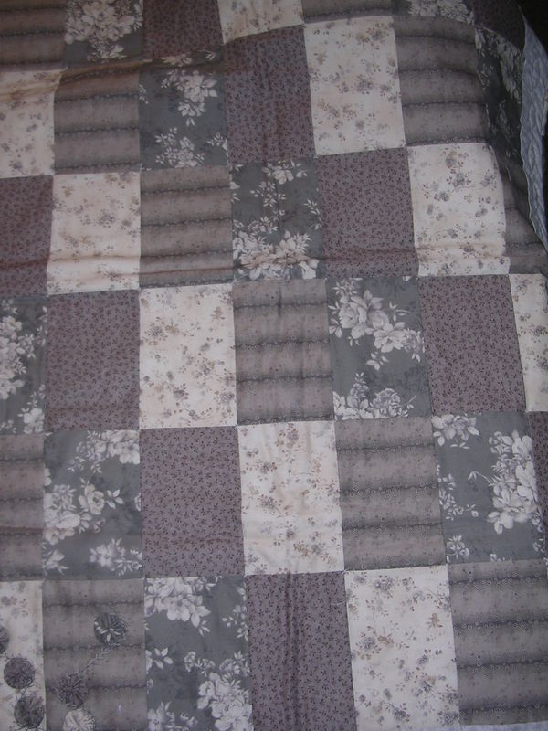 patron gratuit patchwork