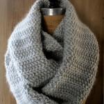 patron gratuit pour tricoter un chale