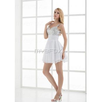 Patron de robe courte gratuit
