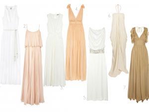 modèle patron gratuit robe grecque