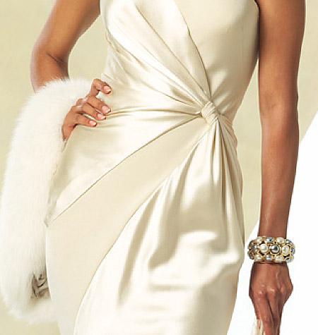 Modele de robe de soiree a coudre