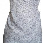 patron gratuit robe portefeuille