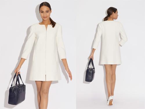 Photo Patron Gratuit Robe Style Courrege