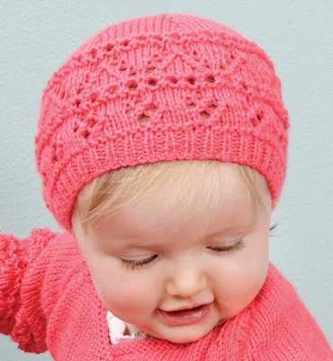 patron gratuit tricot chapeau
